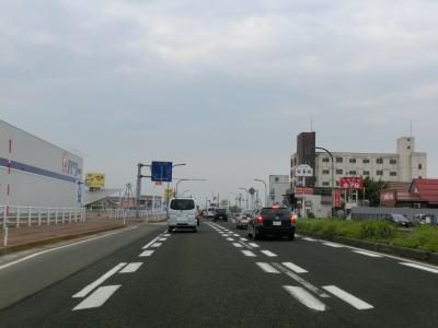 国道8号part2(新潟県三条市~柏...