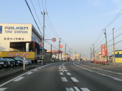 国道8号part7(富山県高岡市~石...