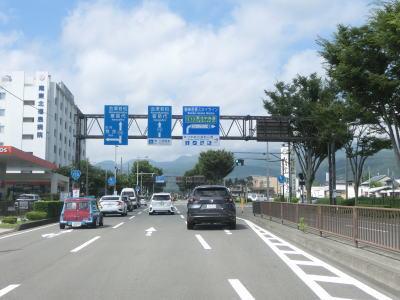 国道115号part2(福島県福島市~...