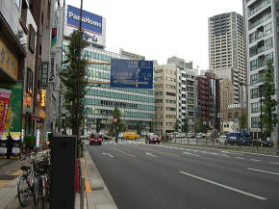 国道130号(東京都港区)