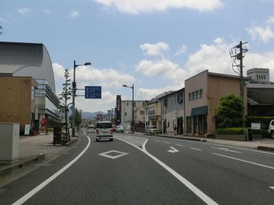 国道222号(宮崎県都城市~日南...