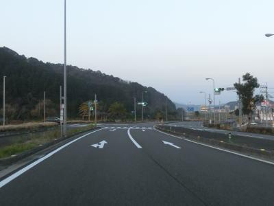 国道321号part1(高知県四万十市...