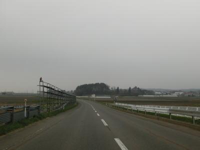 国道339号part2(青森県五所川原...