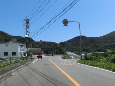 国道436号part2(香川県小豆島町...