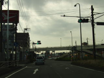 国道467号(神奈川県大和市~藤沢市)