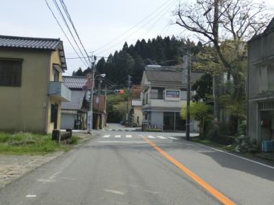 国道500号part2(福岡県東峰村~みやこ町)